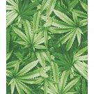 New Luxury Blanket for the Marijuana Lovers Pot Leaf
