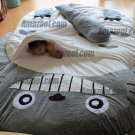 teeth Totoro Double bed Totoro bed Totoro sleeping bag (2.3x1.75m)