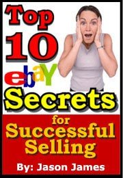 Top10 Ebay Secrets + resell rights