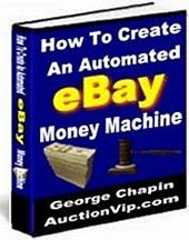 HOW TO CREATE EBAY MONEY MACHINE / money making business eBook