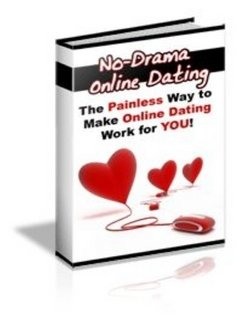No Drama Online Dating eBook + resell rights