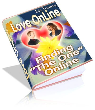 """Love Online - Finding """"the one"""" Online  eBook + resell rights"""