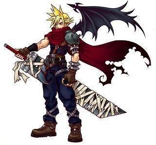 Cloud Strife Buster Sword 52'' Final Fantasy