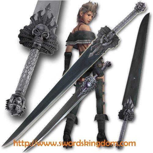 X-2 Paine Skull Sword - Final Fantasy