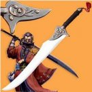 Final Fantasy Auron Katana Sword