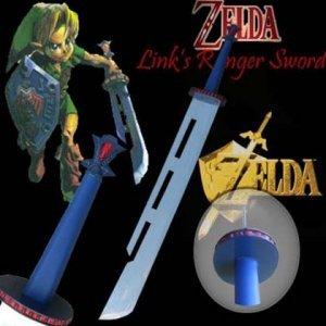 Legend of Zelda Ranger Sword Full Tang