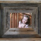 "12 X 16 (4"") Wide Western Laramie Picture Frame with Plexiglas"