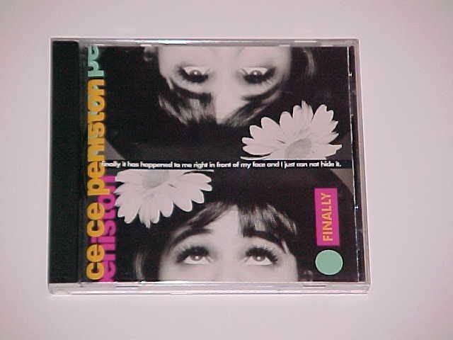 Finally by CeCe Peniston (CD, Jan-1992, A&M (USA))