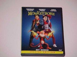 Monkeybone (DVD, 2001, Special Edition)