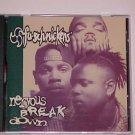Nervous Breakdown by Fu-Schnickens (CD, Oct-1994, Jive (USA))