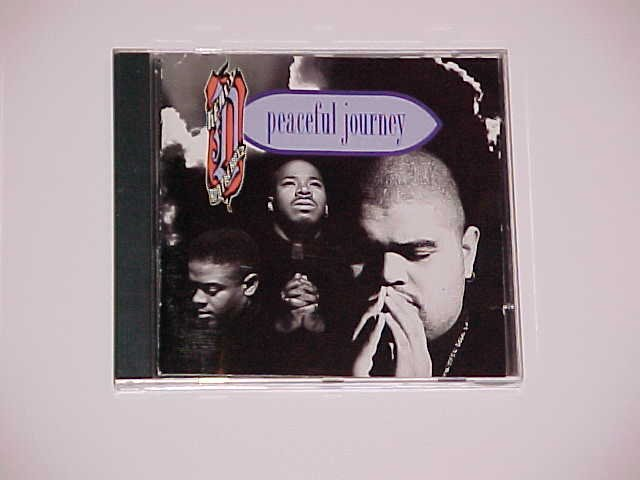 (SOLD) Peaceful Journey by Heavy D (CD, Jul-1991, MCA (USA))