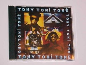 Sons of Soul by Tony! Toni! Toné! (CD, Jun-1993, Wing)