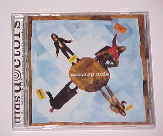 Turn It Upside Down by Spin Doctors (Jun-1994, Epic)