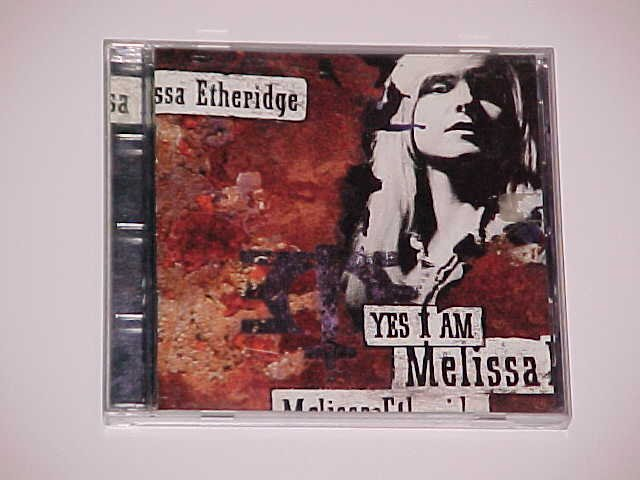 Yes I Am by Melissa Etheridge (CD, Sep-1993, Island)