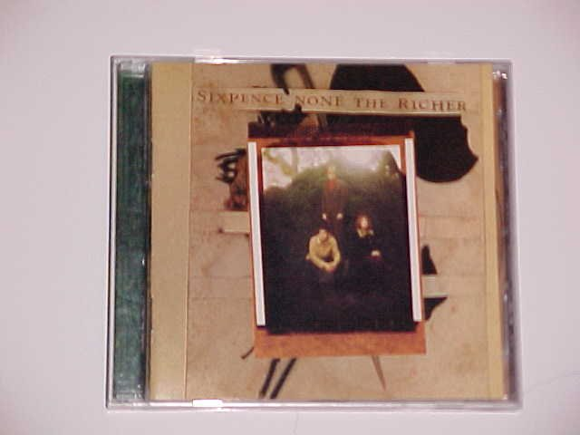 (SOLD in a lot) Sixpence None the Richer by Sixpence None the Richer (CD,1998, Squint Entertainment)