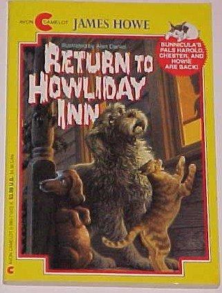 Return to Howliday Inn by James Howe (1993, Paperback, Reissue)