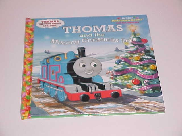 (SOLD) Thomas and the Missing Christmas Tree by Christopher Awdry (1999, Hardcover)