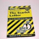 Cliffsnotes Hawthorne's the Scarlet Letter by Susan Van Kirk (2000, Paperback)