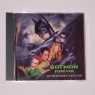Batman Forever Original Soundtrack (CD, Jun-1995, Atlantic)