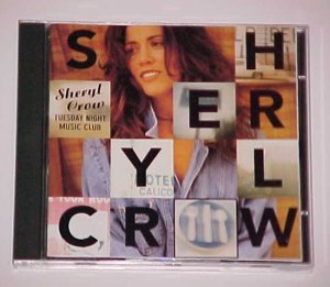 Tuesday Night Music Club by Sheryl Crow (CD, Jan-1993, A&M (USA))