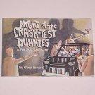 Night of the Crash-Test Dummies by Gary Larson (1988, Paperback)