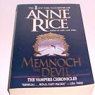 Memnoch the Devil by Anne Rice (1996, Paperback, Reissue)
