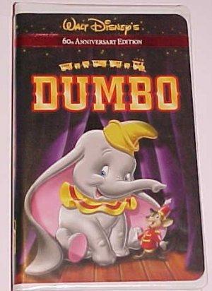 Dumbo (VHS, 2001, 60th Anniversary Edition)
