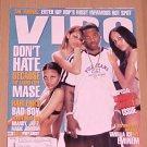 Vibe Magazine June/July1999 Mase