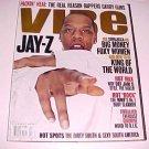 Vibe Magazine April 1999 Jay-Z Jay Z