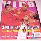 Vibe Magazine March 1997 LL Cool J