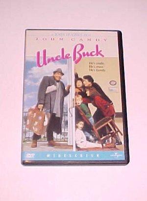 Uncle Buck (DVD, Widescreen, 1998)
