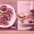2 Neiman Marcus Holiday Entertaining Catalogs 2007, 2011