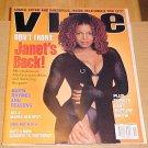 Vibe Magazine November 1997 Janet Jackson