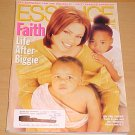 Essence Magazine December 1997 Faith Evans