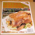 The Magazine of La Cucina Italiana December 2002 (Holiday Issue)
