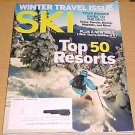 Ski Magazine October 2012 Winter Travel Issue