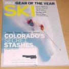 2012 Ski Magazine Gear of the Year (December 2011)
