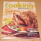 Cooking Pleasures Magazine October/November 2002