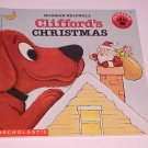 Clifford's Christmas by Norman Bridwell (1984, Paperback)