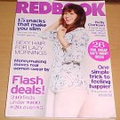 Redbook July 2012 Kelly Clarkson
