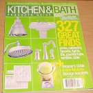 Better Homes and Gardens Kitchen & Bath Products Guide Spring/Summer 2005