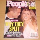 People Magazine January 24 2005 Jennifer Aniston Brad Pitt Naveen Andrews