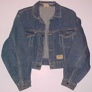 Vintage ESPRIT Womens Juniors Denim Jean Jacket Size M