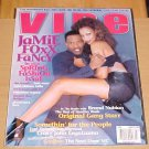 Vibe Magazine March 1998 Jaime Foxx
