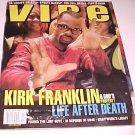 Vibe Magazine October 1997 Kirk Franklin
