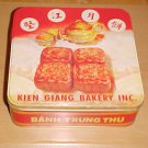 Vietnamese Chinese Mooncake Tin Box