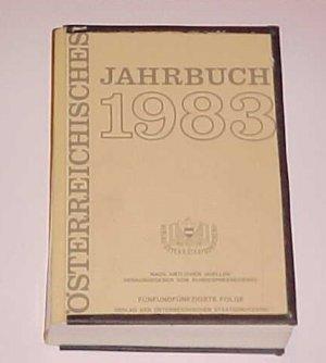 Osterreichisches Jahrbuch 1983/Austrian Yearbook 1983 (Softcover)