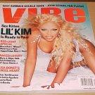 Vibe Magazine June/July 2000 Lil Kim