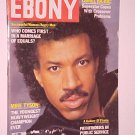 Ebony Magazine February 1987 Lionel Richie