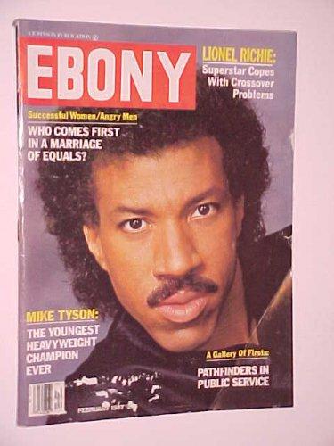 Ebony Magazine February 1987 Lionel Richie